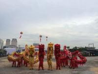 Múa lân sư rồng Châu Á