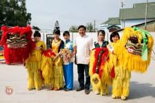Những cô gái múa Lân Sư Rồng trẻ nhất Việt Nam