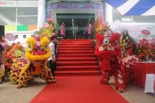 Múa rồng và trống hội lễ đón nhận kỳ Vịnh Hạ Long kỳ quan thiên nhiên mới
