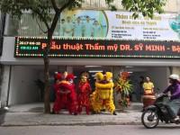 Dịch vụ múa lân Hà Nội