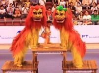 Dịch vụ múa sư tử