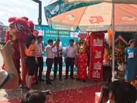 Múa lân khai trương cửa hàng Viettel Post -HCM