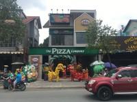 Thuê Múa Lân Khai Trương Pizza Q2 HCM