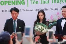 KIM TAE HEE - Múa Lân Everon Cầu Giấy Hà Nội