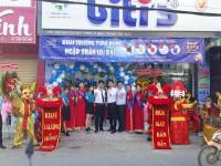 Cho thuê múa lân khai trương cửa hàng Biti's HCM